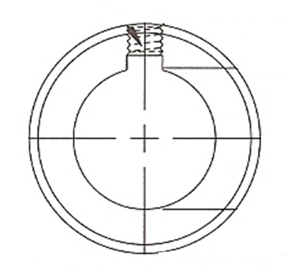 Makita 153622-6 Gear part for Hammer Drills on