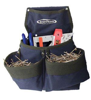 McGuire Nicholas 9 Pocket Tool /& Fastener Pouch 72824 *NEW*