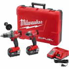 Milwaukee M18 FUEL™ 2-Pc. Combo Kit - 2897-22