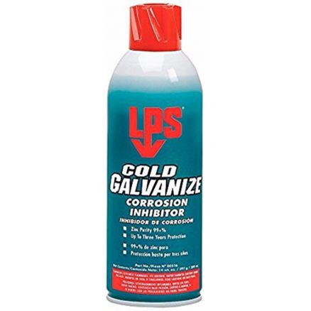 LPS Labs Cold Galvanize Corrosion Inhibitor - 00516
