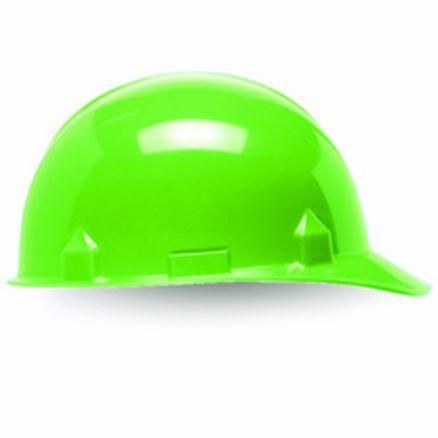 Jackson Products SC-6 4-point Lime Ratchet Hard Hat - 14845
