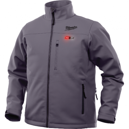 Milwaukee M12™ Heated Jacket Kit - Gray 201G-21XL