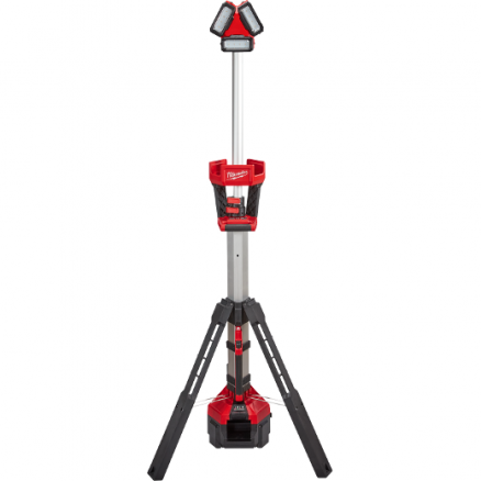 Milwaukee M18 ROCKET™ LED Tower Light/Charger Kit 2135-21HD