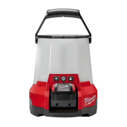 Milwaukee M18™ RADIUS™ LED Compact Site Light with ONE-KEY™ 2146-20