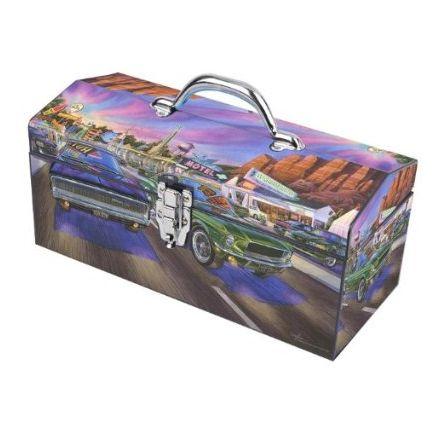 Sainty Art Works Chasing History Tool Box - 24-074
