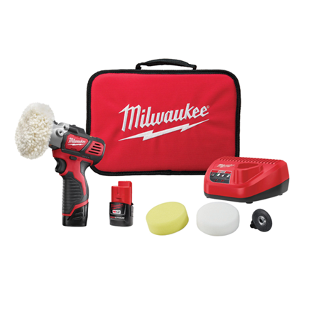 Milwaukee M12 Variable Speed Polisher/Sander 2438-22