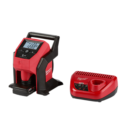 Milwaukee 2475-21XC M12™ Compact Inflator Kit