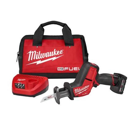 Milwaukee 2520-21XC M12 FUEL™ Hackzall Kit