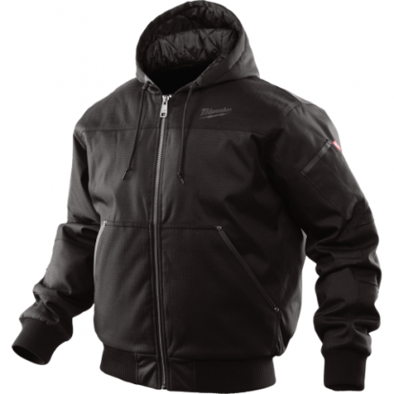 Milwaukee 252B-2X Hooded Jacket - Black
