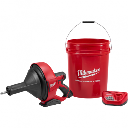 Milwaukee 2571-21 M12™ Drain Snake Kit