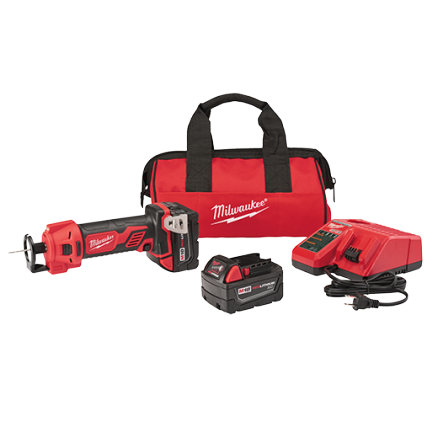 Milwaukee M18™ Cut Out Tool Kit - 2627-22