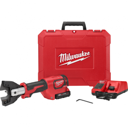 Milwaukee 2672-21 M18™ FORCE LOGIC™ Cable Cutter Kit with 750 MCM Cu Jaws*