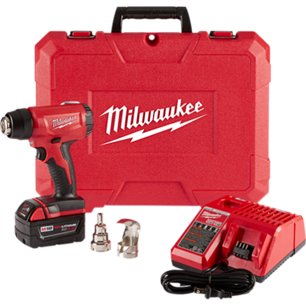 Milwaukee 2688-21 M18™ Compact Heat Gun Kit