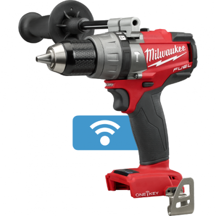 "Milwaukee M18 FUEL™ 1/2"" Hammer Drill/Driver with ONE-KEY™ Bare Tool -  2706-20"