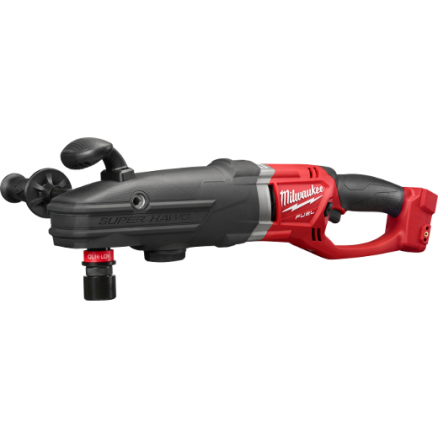 Milwaukee 2711-20 M18 FUEL™ SUPER HAWG™ Right Angle Drill w/ QUIK-LOK™ - Bare Tool