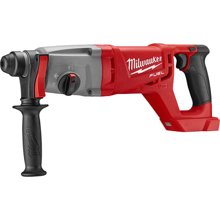 "Milwaukee 2713-20 M18 FUEL™ 1"" SDS Plus D-Handle Rotary Hammer Bare Tool"