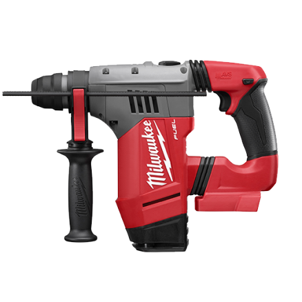 "Milwaukee 2715-20 M18 FUEL™ 1-1/8"" SDS Plus Rotary Hammer Bare Tool"