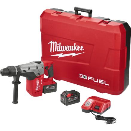 """Milwaukee M18 FUEL™ 1-9/16"""" SDS Max Hammer Drill Kit - 2717-22HD"""