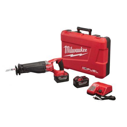 Milwaukee M18 FUEL™ SAWZALL® Reciprocating Saw w/ ONE-KEY™ HD 9.0 Kit - 2721-22HD