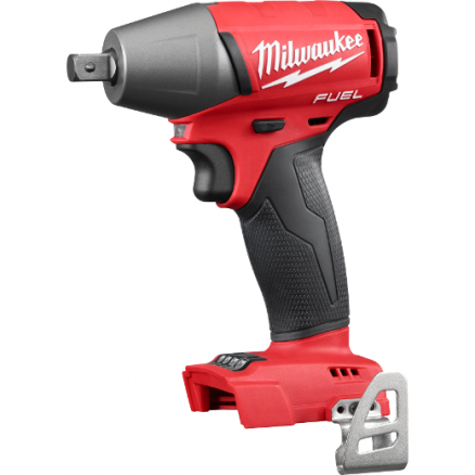 "Milwaukee M18 FUEL™ 1/2"" Compact Impact Wrench with Detent Pin - Bare Tool 2755-20"