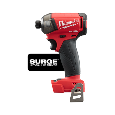 """Milwaukee M18 FUEL™ SURGE™ 1/4"""" Hex Hydraulic Driver (Tool Only) 2760-20"""