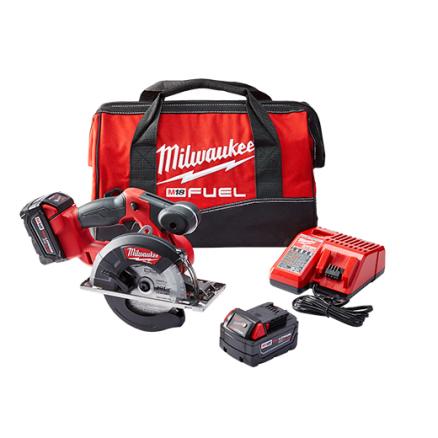 """Milwaukee M18 FUEL™ 5-7/8"""" Metal Cutting Circular Saw Kit - 2782-22"""