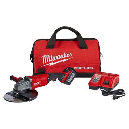 "Milwaukee 2785-21HD M18 FUEL™ 7""/9"" Large Angle Grinder Kit"