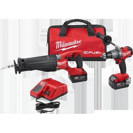 Milwaukee M18 FUEL™ 2-Tool Combo Kit - 2894-22