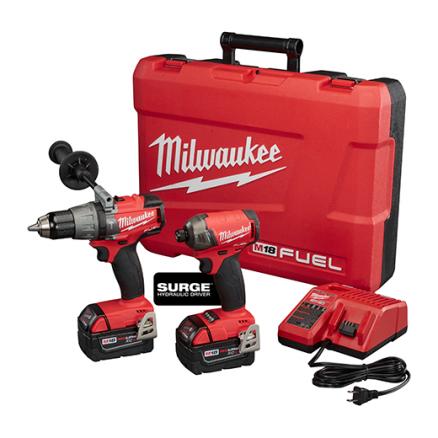 Milwaukee 2899-22 M18 FUEL™ 2-Tool Combo Kit