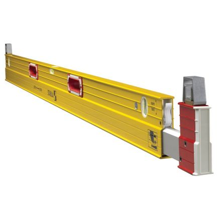 Stabila 35712L Extendable (7 to 12 foot) Plate to Plate Level