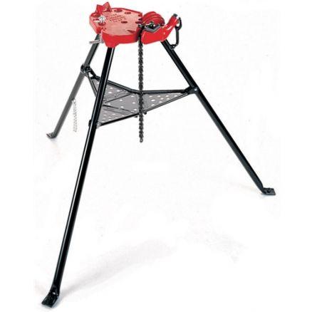"Ridgid Model 460-6 1/8""-6"" Portable TRISTAND® Chain Vise - 36273"