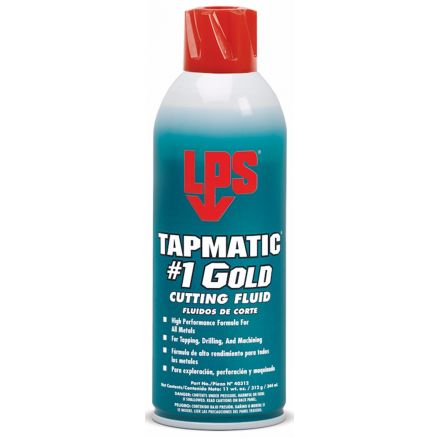 LPS Labs Tapmatic #1 Gold Cutting Fluid - 40312