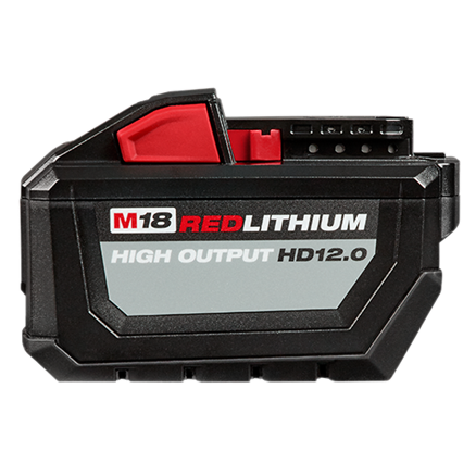 Milwaukee 48-11-1812 M18 REDLITHIUM™ HIGH OUTPUT™ HD12.0 Battery Pack