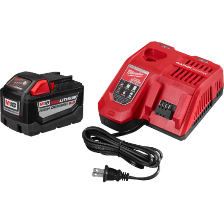 Milwaukee 48-59-1890 M18™ REDLITHIUM™ HIGH DEMAND™ 9.0 Starter Kit
