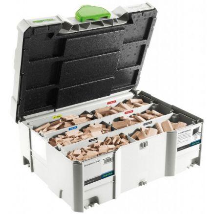 Festool Domino DF 500 Tenon Assortment - 498899