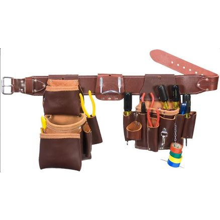 Occidental Leather Electrician Professional Extra-Large Tool Belt - 5036 XL