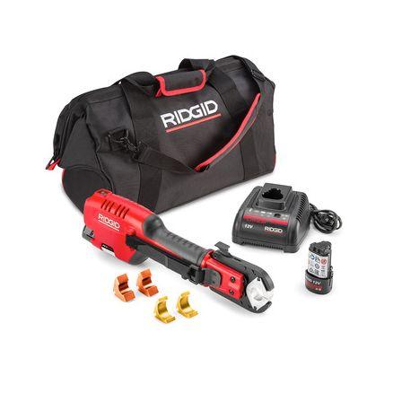 Ridgid PEX-One™ 12V Battery PEX Tool Kit - 54253