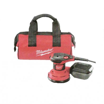 "Milwaukee 5"" Random Orbit Palm Sander - 6034-21"