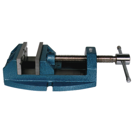 """Wilton 1345 Drill Press Vise Continuous Nut 4"""" Jaw Opening - 63239"""