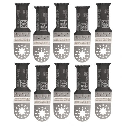 Fein 10-Pk. Oscillating Blade Set - 63502151130
