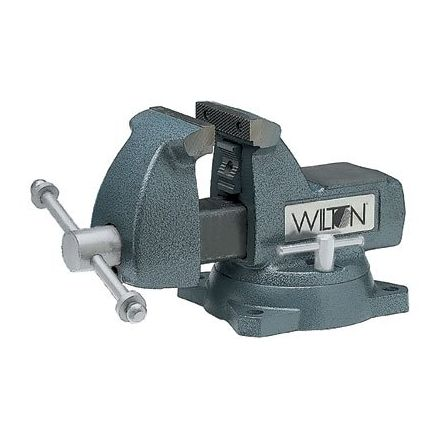 "Wilton Mechanic's Vise 6"" Jaw with Swivel Base - 746"