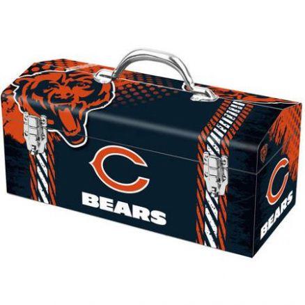 Sainty Art Works Chicago Bears Tool Box - 79-306