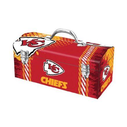 Sainty Art Works Kansas City Chiefs Tool Box - 79-315