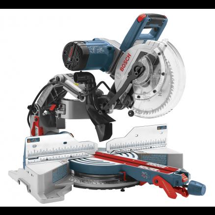 "Bosch 15-Amp 10"" Dual Bevel Glide Miter Saw - CM10GD"