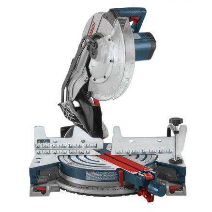 """Bosch 12"""" Single Bevel Compound Miter Saw - CM12"""