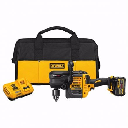 DeWalt FLEXVOLT™ 60V Max* VSR Stud and Joist Drill Kit with E-Clutch - DCD460T1