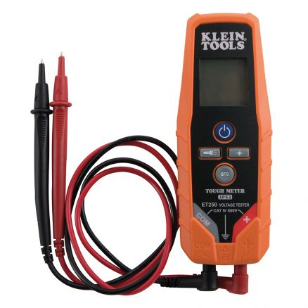 Klein Tools AC/DC Voltage/Continuity Tester - ET250