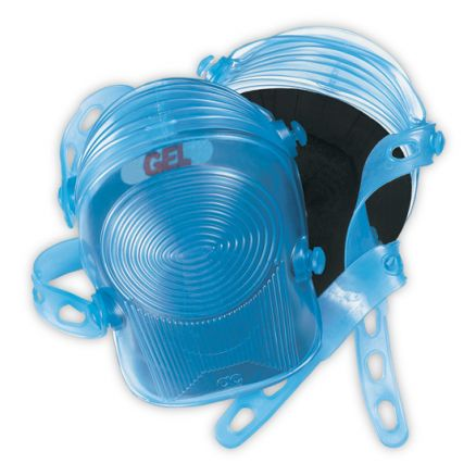 Custom LeatherCraft Professional Ultraflex® Gel Kneepads - G361