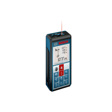 Bosch Laser Measure with Bluetooth Wireless Technology - GLM100C