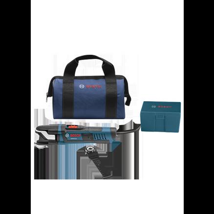 Bosch 2-Piece StarlockMax Oscillating Multi-Tool Kit - GOP55-36B